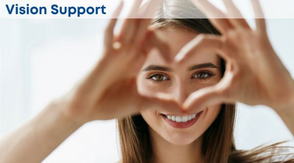 RS Labs Health Improve Your Life Vision Support